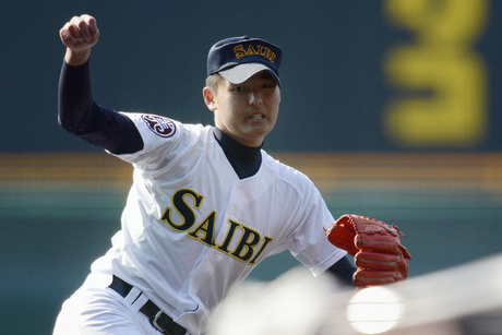 Japanese High School Pitcher Throws 391 Pitches in Four-Day Span