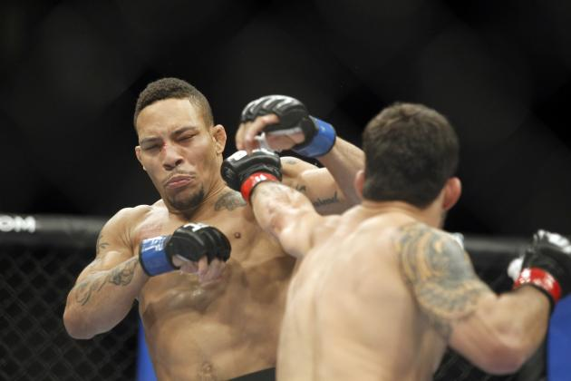 Mike Easton Looking for Fight of the Year Performance at UFC on Fuel 9