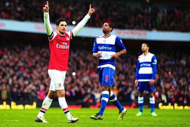 Arsenal vs. Reading: Score, Grades and Post-Match Reaction