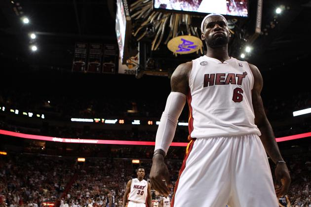 Eye-Popping Numbers That Give LeBron James Proper Due Among All-Time NBA Legends