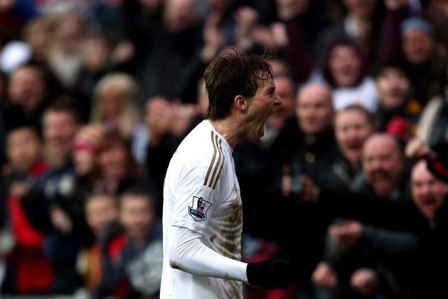 Swansea City V Tottenham Hotspur