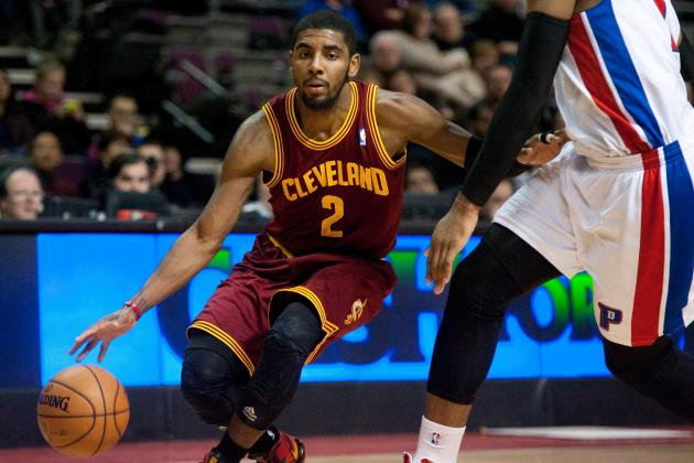 Could Kyrie Return in Time to Help Cavs Snap a 7-Game Losing Streak?