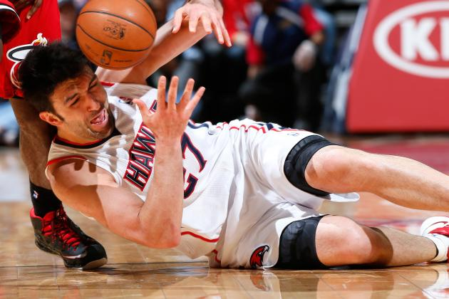 Report: Pachulia to Have Season-Ending Surgery