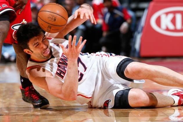 Zaza Pachulia to Have Season-Ending Surgery
