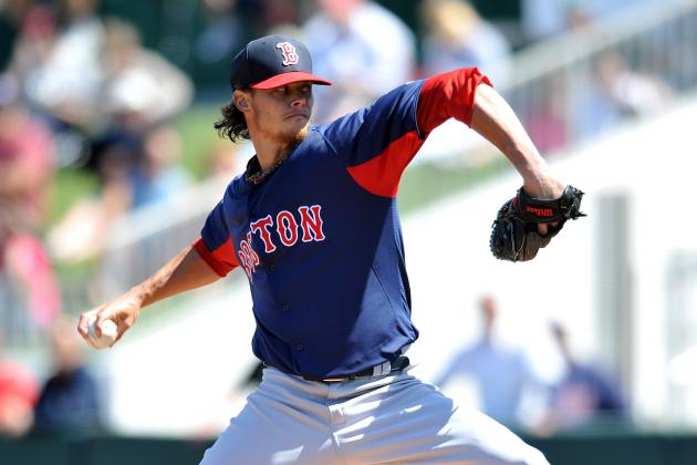 Boston Red Sox Need a Big 2013 Season from Pitcher Clay Buchholz