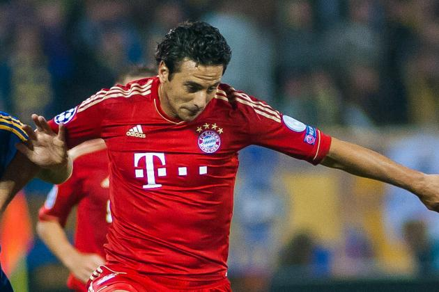 Bayern Munich 9-2 Hamburg