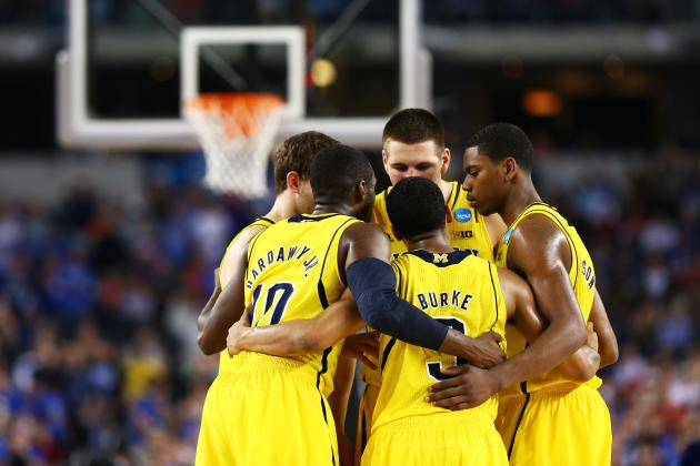 Elite Eight 2013: Michigan's Blueprint to Beat Florida, Clinch Final Four Berth