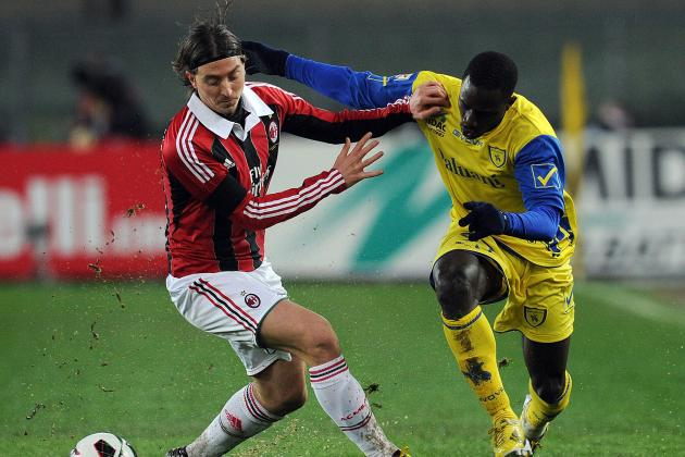 Chievo 0 vs Milan 1| Football Italia