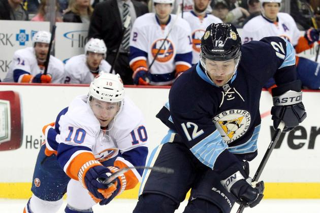 Tomas Vokoun, Matt Cooke Help Penguins Extend Streak to 15