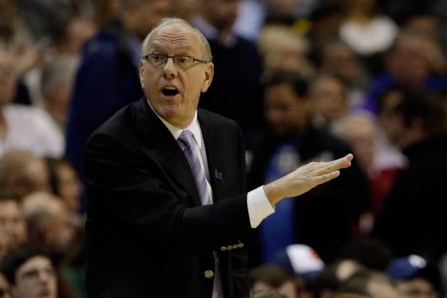 Why Jim Boeheim Won't Stop Coaching Anytime Soon
