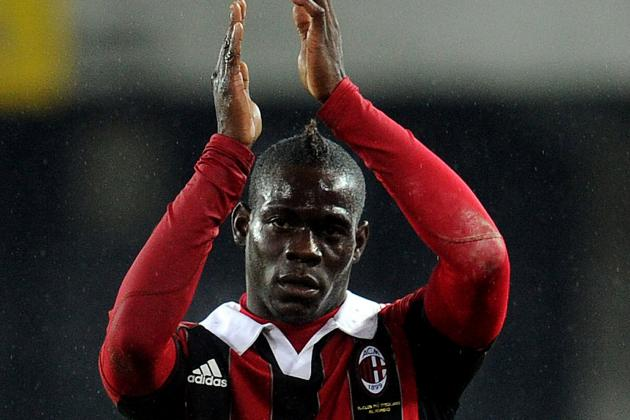 Balotelli Inspires Milan to Victory over Chievo