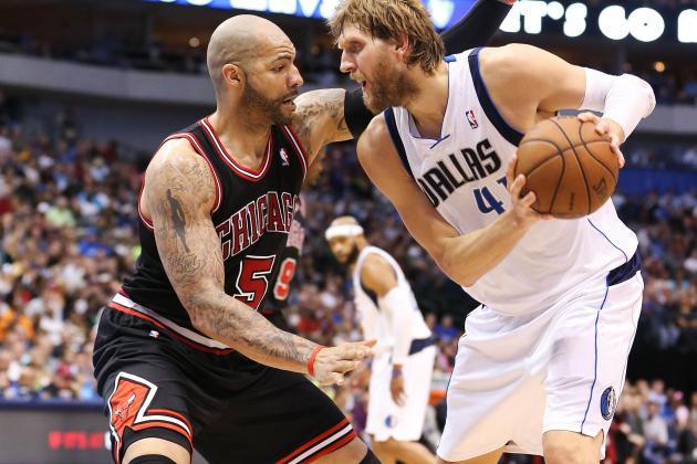Chicago Bulls vs. Dallas Mavericks: Live Score, Results and Game Highlights
