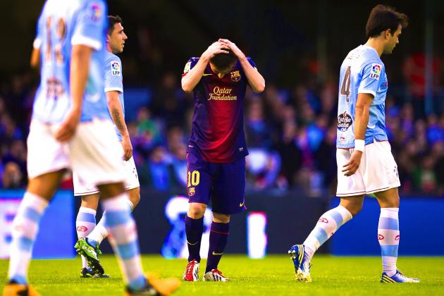 Barcelona vs. Celta Vigo: Score, Grades and Postmatch Reaction