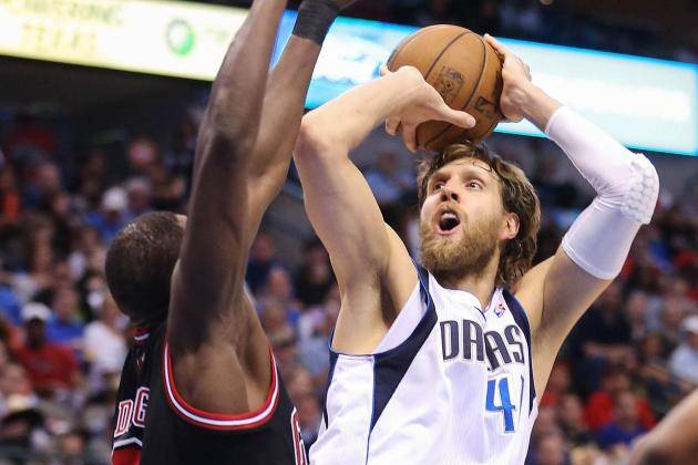 Video: Mavericks' Dirk Nowitzki Hits Game-Winning Three to Beat Bulls