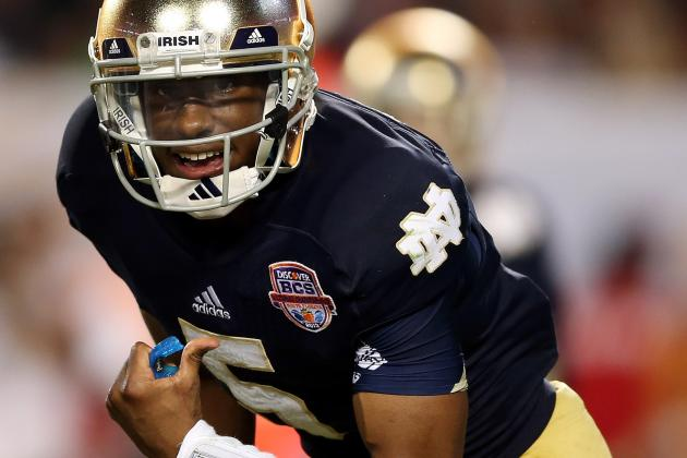 """No Ceiling"" on Golson''s Potential in Sophomore Season"