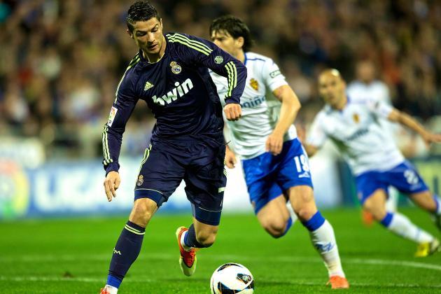 Real Madrid vs. Real Zaragoza: Score, Grades and Post-Match Reaction