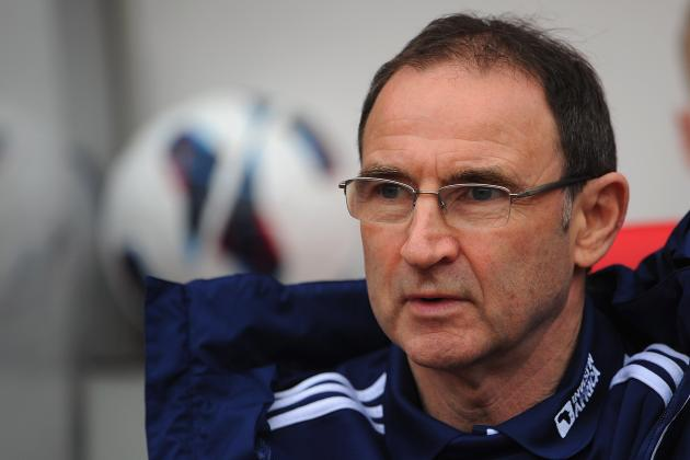 EPL: Sunderland Fires Manager Martin O'Neill After Loss to United