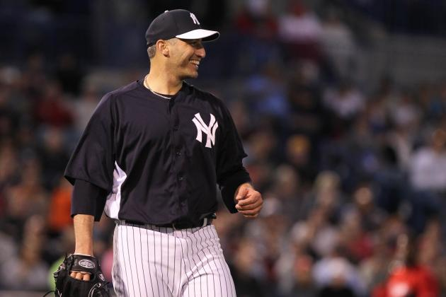 Down Year? Yanks' Pettitte Eyes World Series