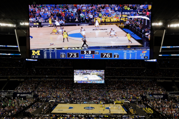 Photo: The Ultimate Look at Trey Burke's Clutch 3