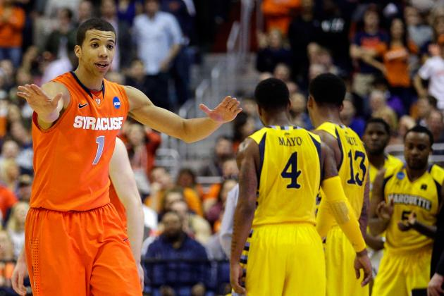 NCAA Tournament 2013: Draft Hopefuls Who Have Boosted Stocks with Deep Runs