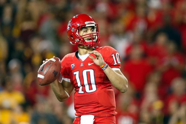 NFL Draft 2013: Underrated QBs to Watch After Day 1