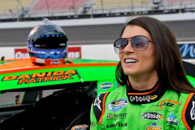 NASCAR: Danica Patrick to Spend Easter Sunday at White House