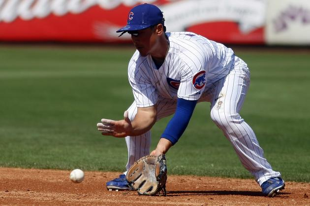 Cubs' Barney Gets 5 Stitches in Knee, out for Opening Day