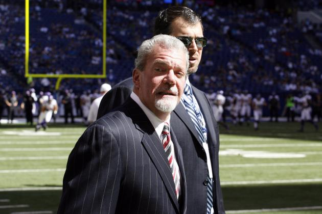 Irsay Touts Free-Agent 'Pillaging'