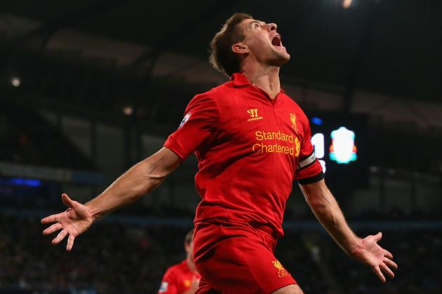 Rodgers Ready to Give Gerrard Long-Term Deal