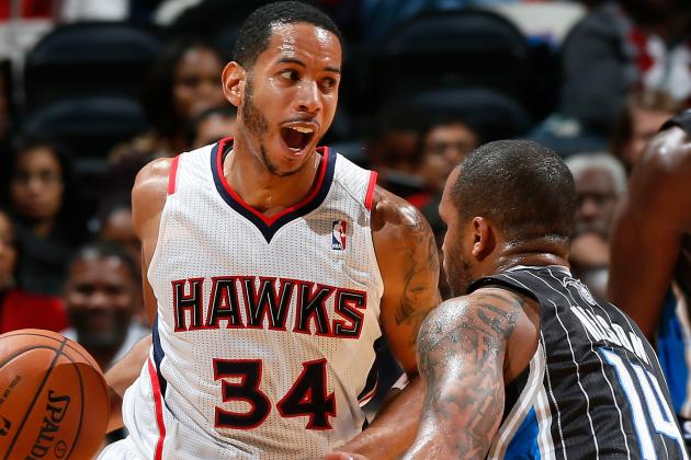 Johnson Has Season-High 21, Hawks Beat Magic