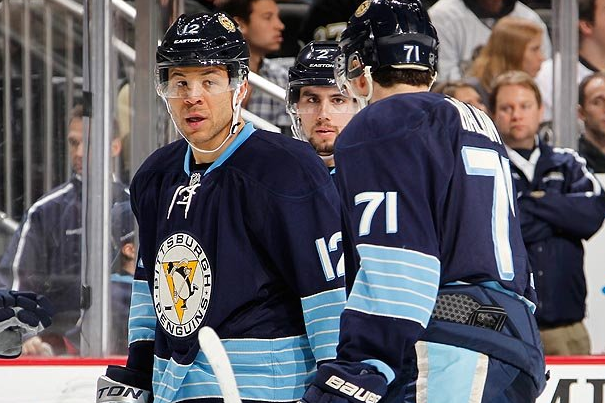 Jarome Iginla on Penguins Debut: 'It Was Different, It Was Exciting'