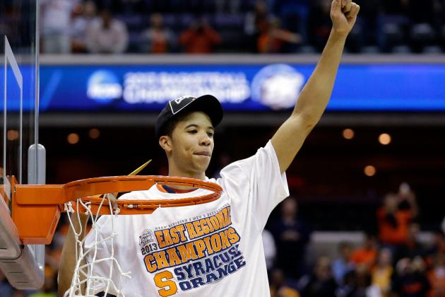Syracuse's Michael Carter-Williams Named East Regional's MOP