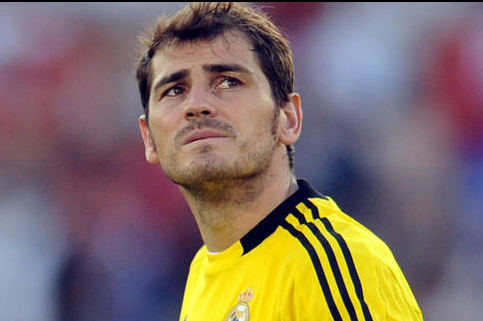 Casillas May Not Recover Starting Job