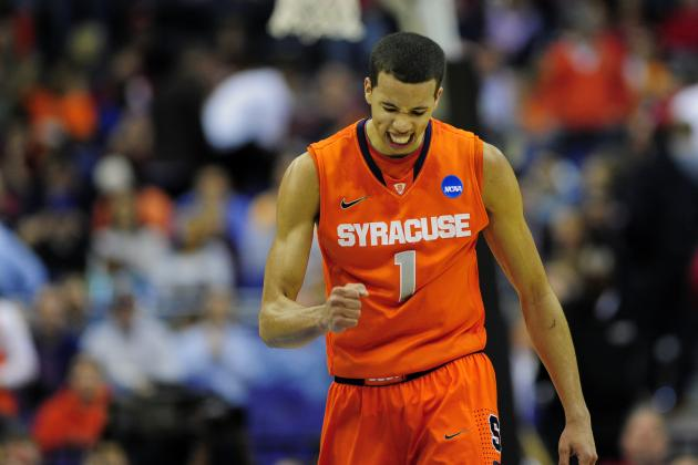 Michael Carter-Williams Named East Regional's Most Outstanding Player