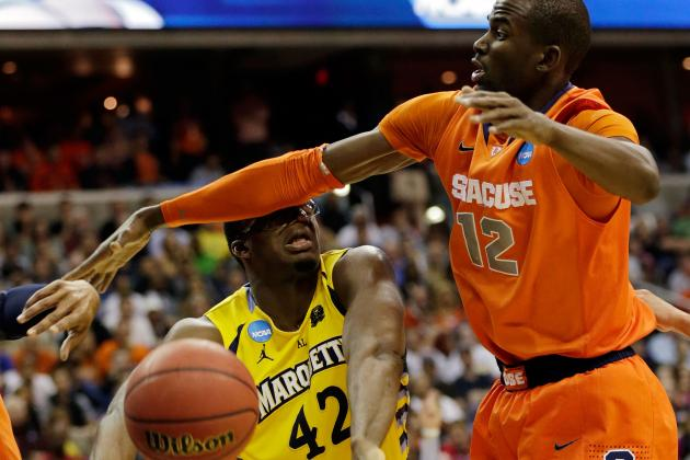 Elite Eight Video: Syracuse Shuts Down Marquette