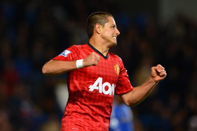 Manchester United Transfer News: Keeping Javier Hernandez Is Right Move to Make