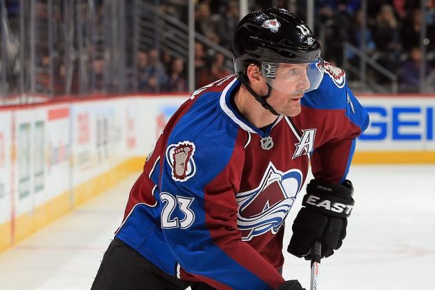 Avs Beat Nashville in OT, End Four-Game Losing Streak; Hejduk Injured