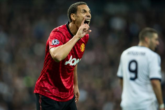 EXCLUSIVE: Ferguson Hands Ferdinand New One-Year Deal at United