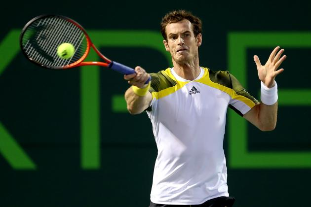Miami Masters 2013: Andy Murray Will Struggle vs. David Ferrer in Men's Final