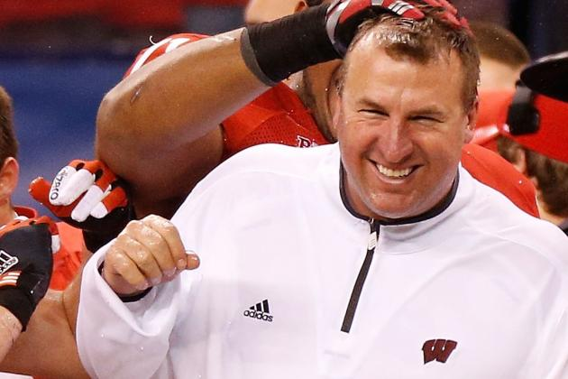 Bret Bielema Fired Shot at Nick Saban