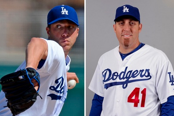 Dodgers Facing Pitching Crunch Prior to Sunday's Roster Deadline