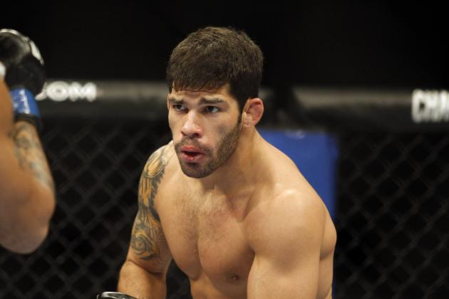 Raphael Assuncao Gets New UFC Contract