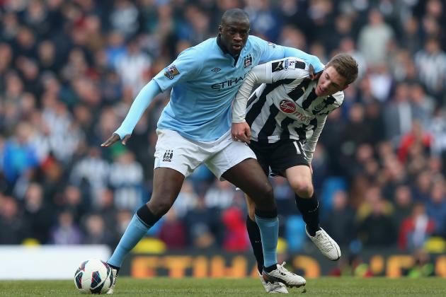 Manchester City vs. Newcastle: Rout Shows Strong Finish Still Important for City