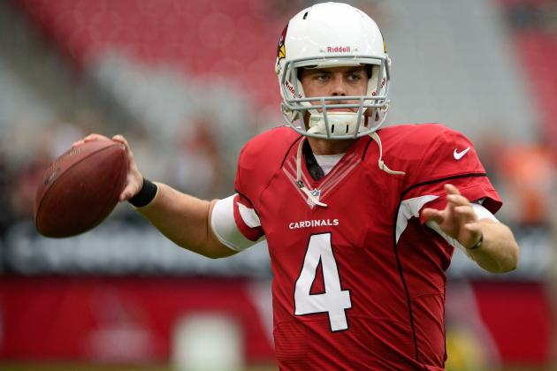 Kevin Kolb Era Finally Looks to Come to a Close for Arizona Cardinals