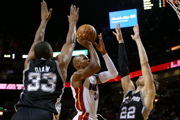 Are Miami Heat and San Antonio Spurs on Collision Course for 2013 NBA Finals?