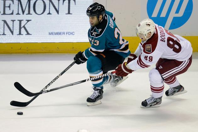 ESPN Gamecast: Phoenix Coyotes vs. San Jose Sharks