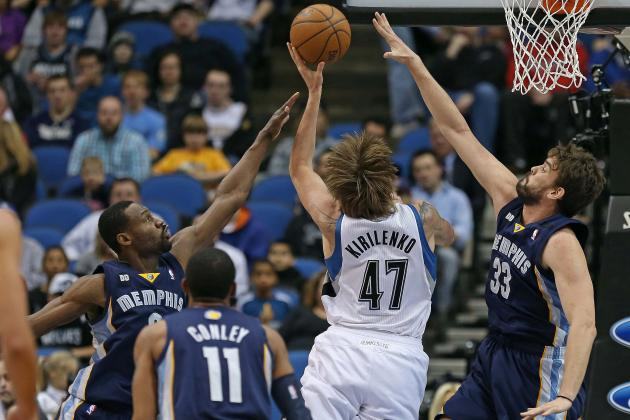 Grizzlies Beat T-Wolves 99-86