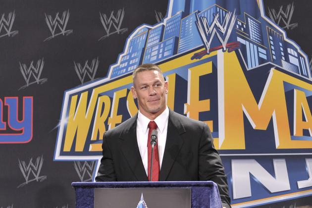 WrestleMania 29: Main Event Will Be a Defining Moment in John Cena's Career
