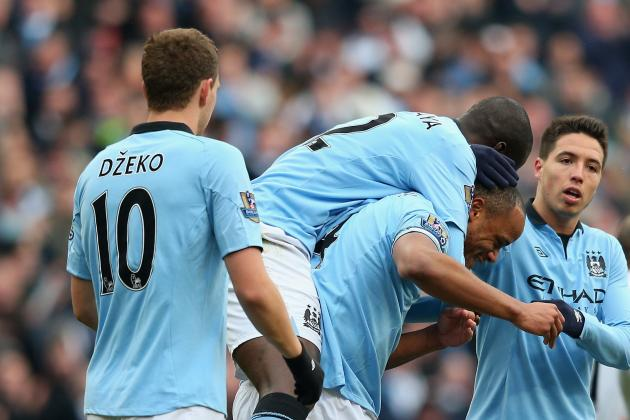 Rating the Manchester City Players Against Newcastle