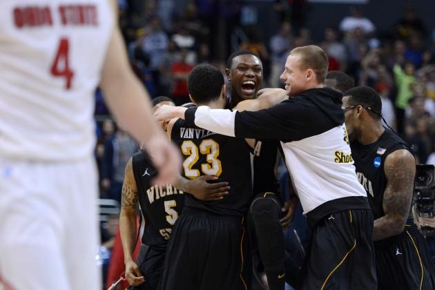 Final Four 2013: Wichita State Surprises as Last Mid-Major Standing